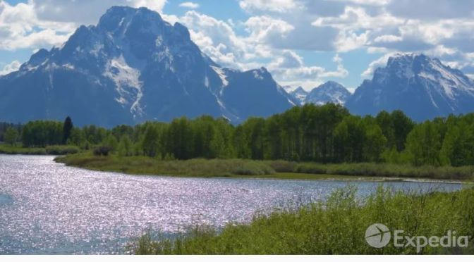 Travel Guide: 'Grand Teton National Park' In Wyoming (Video)