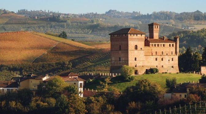 Wine Regions: Origins Of Barolo In Northern Italy