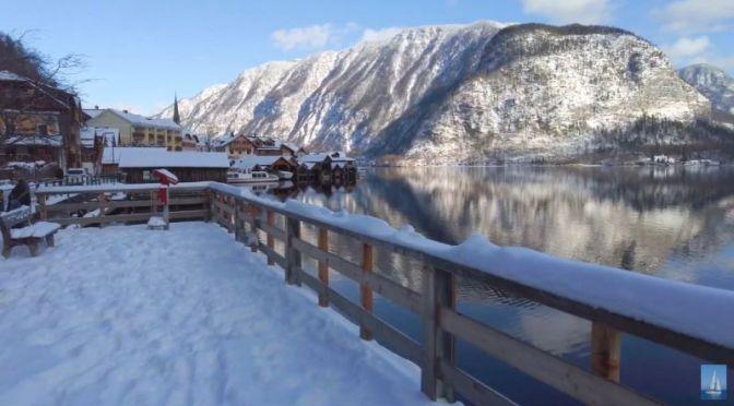 Winter Walks: 'Hallstatt – Austria' (4K UHD Video)
