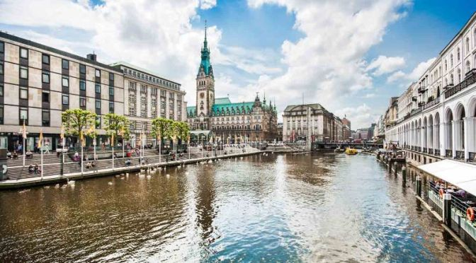 Walking Tours: 'Hamburg – Germany' (4K UHD Video)