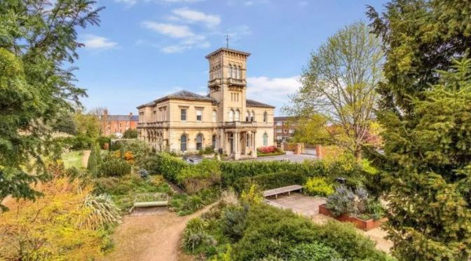 English Estates: 'Hillfield House, 1860' – Gloucester
