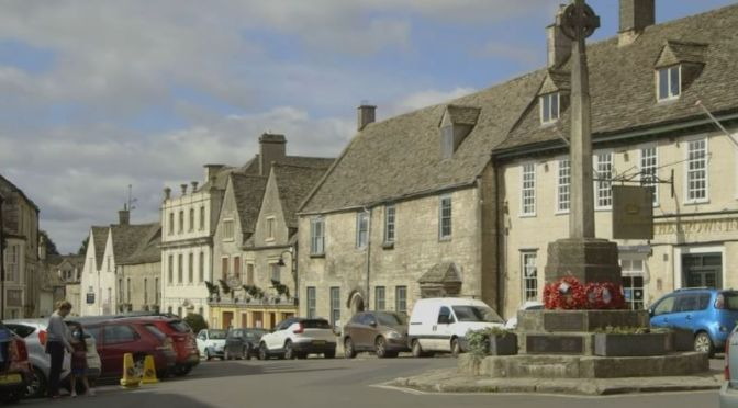 Travel In The Cotswolds: 'Minchinhampton' (Video)