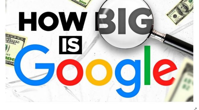 Analysis: The Size And Scope Of 'Google' (video)