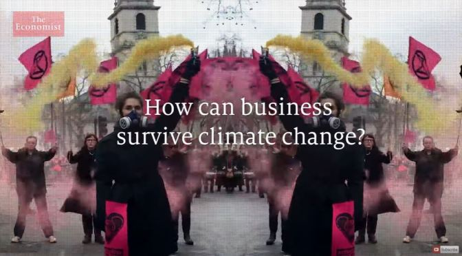 Business: 'The Costs Of Climate Change' (Video)