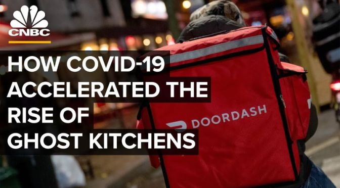 Delivery-Only Dining: 'How Covid Accelerated Rise Of Ghost Kitchens'