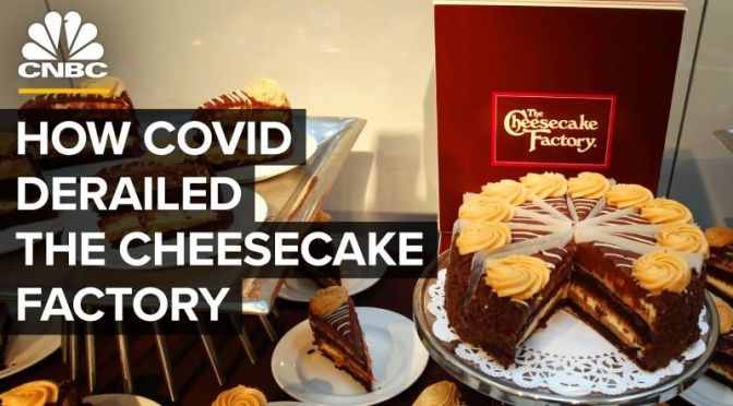 Analysis: Can Cheesecake Factory Recover From Covid? (CNBC Video)