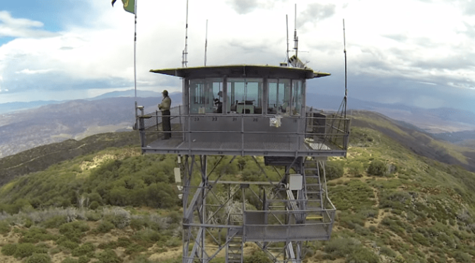 Travel & Adventure: Overnight Stays At Idaho Fire Lookouts (Video)