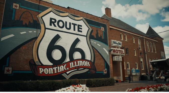 Views: A Quick Road Trip Down 'U.S. Route 66' (Video)