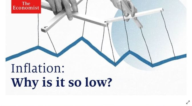 The Economy: 'Why Is Inflation So Low?' (Video)