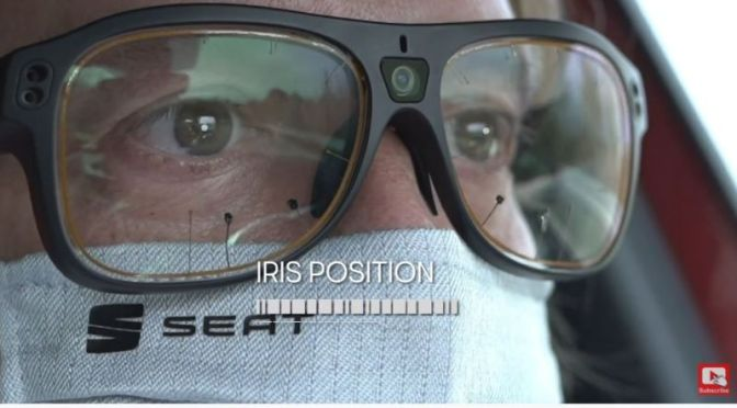 Future Of Safe Driving: 'Infrared & Iris Sensors'
