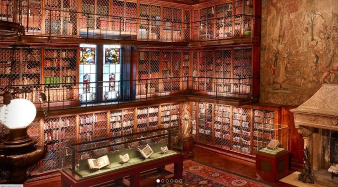Arts & Literature: 'The Morgan Library & Museum'