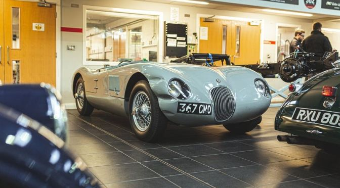 Classic Cars: Restoring The 'Finest Jaguars' At CKL Developments In Engand