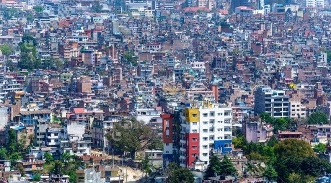 Walks: 'Kathmandy City – Nepal' (4k Video)