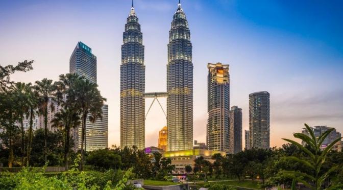 Aerial Travel: 'Kuala Lumpur  – Malaysia' (Video)