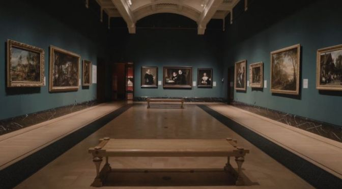 Art: 'Masterpieces From Buckingham Palace – A Curator's Tour' (Video)