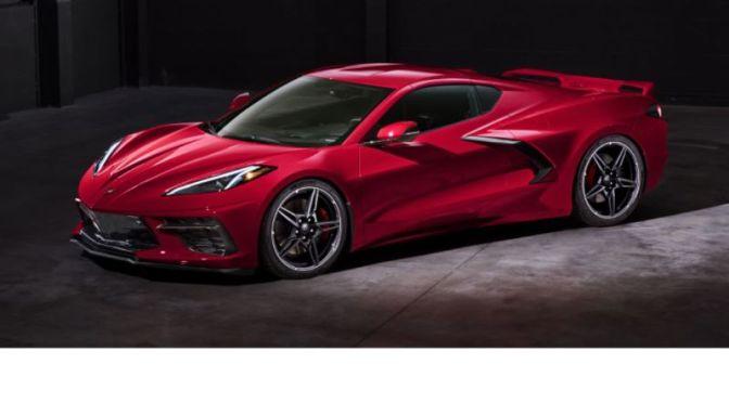 Automobiles: Engineering The 'Mid-Engine Corvette'