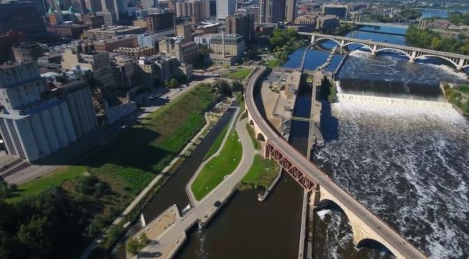 Travel: 'Minneapolis – MInnesota' (4K Video)
