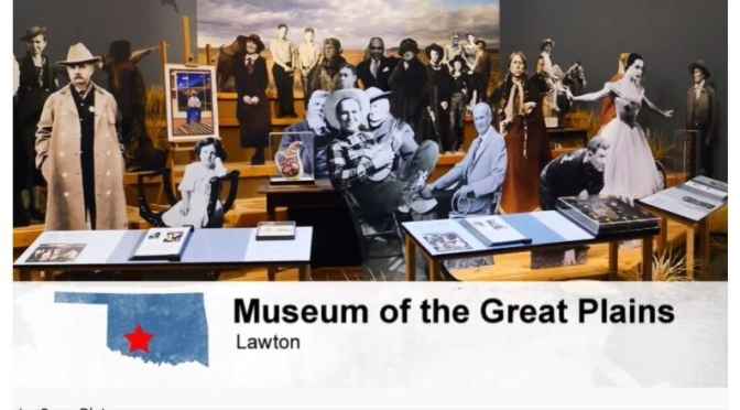 Tours: 'Museum Of The Great Plains' In Oklahoma