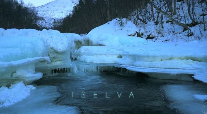 Nature In Winter: 'Ice Sculptures' In Målselva, Norway (4K Video)