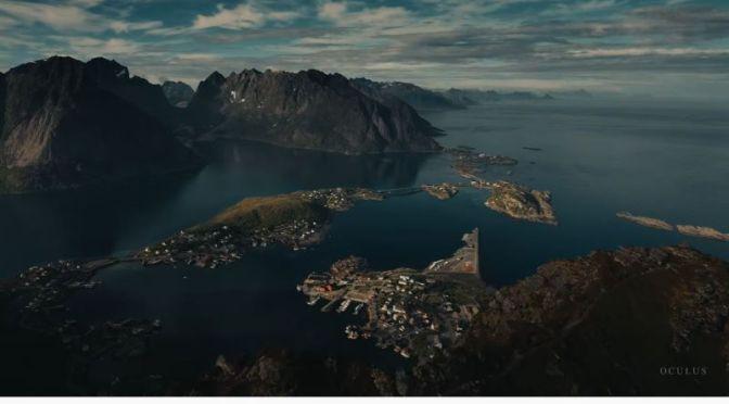 Aerial Travel: 'Norway – Land Of Vikings' (Video)