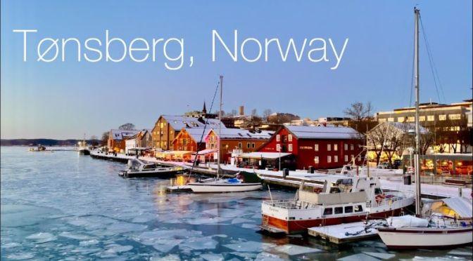 Winter Walks: 'Tønsberg – Southern Norway' (Video)