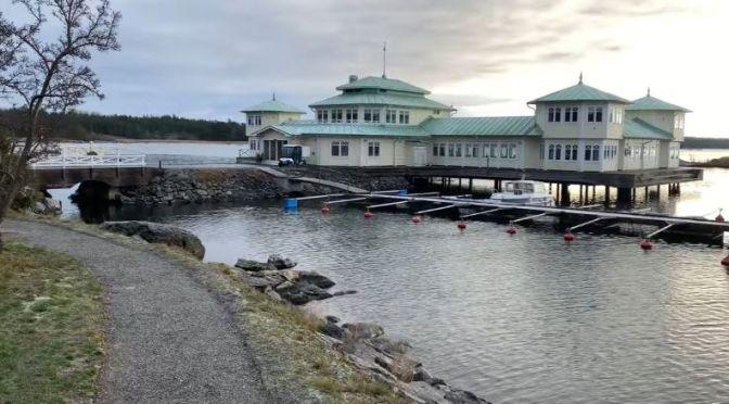 Walks: 'Nynäs Havsbad' In Southern Sweden (Video)