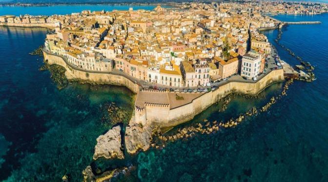 Walks: 'Ortigia Island, Syracuse In Sicily' (Video)