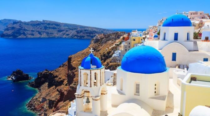 Poetic Travel: 'Santorini – Cyclades Islands' (Video)