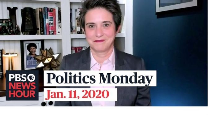 Politics Monday: Tamara Keith And Amy Walter On Capitol Riots (PBS Video)