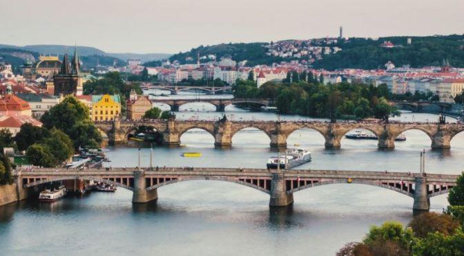 Cinematic Views: 'Prague – Czech Republic' (4K Video)