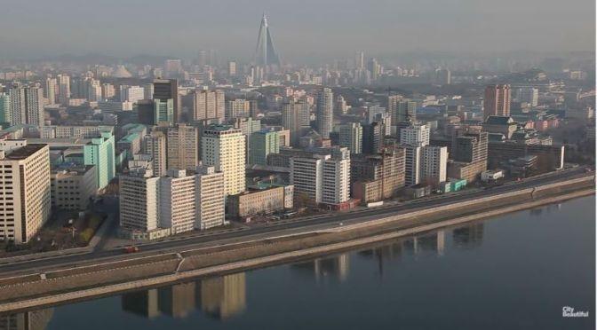 Travel & History: North Korea Capital 'Pyongyang'