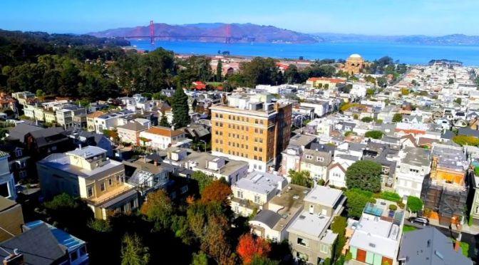 Home Tours: Classic San Francisco Near Golden Gate Bridge (HD Video)