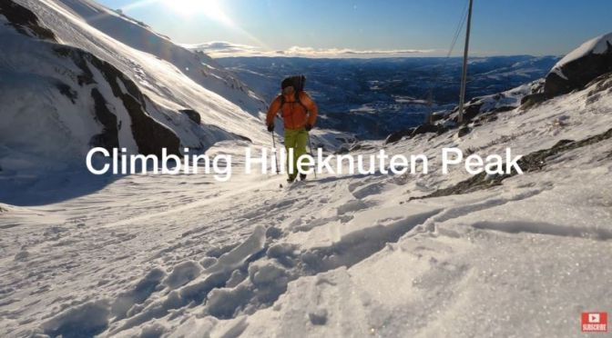 Ski Hikes: 'Hilleknuten Peak' In Norway' (Video)
