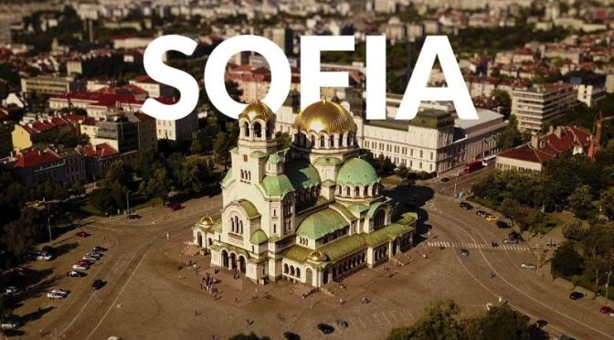 Timelapse Travel: 'Sofia – Bulgaria' (4K Video)