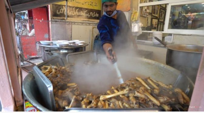 Culinary Travel: Street Food In Lahore, Pakistan