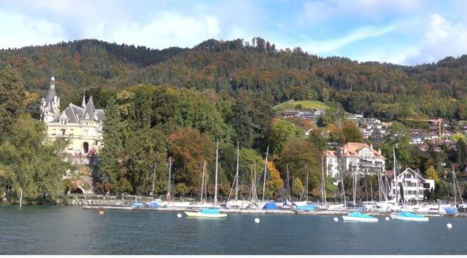 Travel Views: 'Lake Thun – Switzerland' (4K Video)