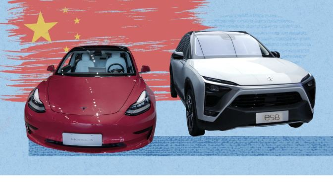 Technology: Tesla Battles Nio In China – Charging Vs Battery Swapping (Video)