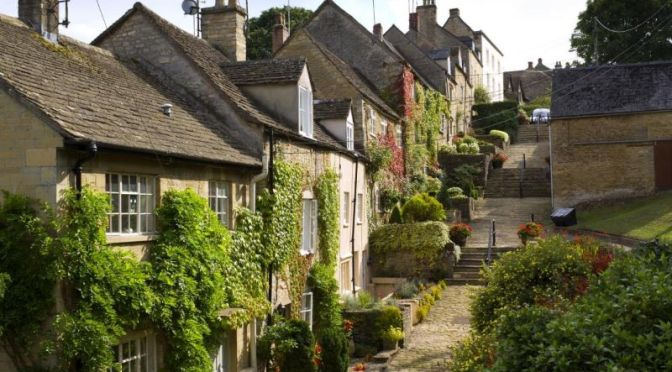 Travel & History: 'Tetbury – The Cotswolds' (Video)