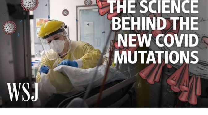 Covid-19: 'What Is Known About The New Mutations'