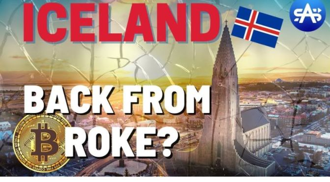 Europe: An Economic History Of Iceland (Video)