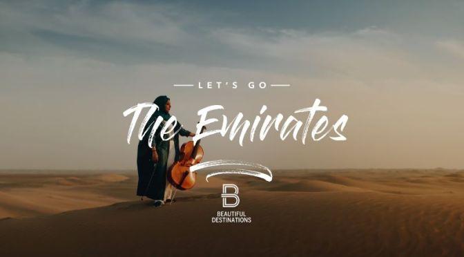 Travel Tour: The 'Seven Emirates' (4K Video)