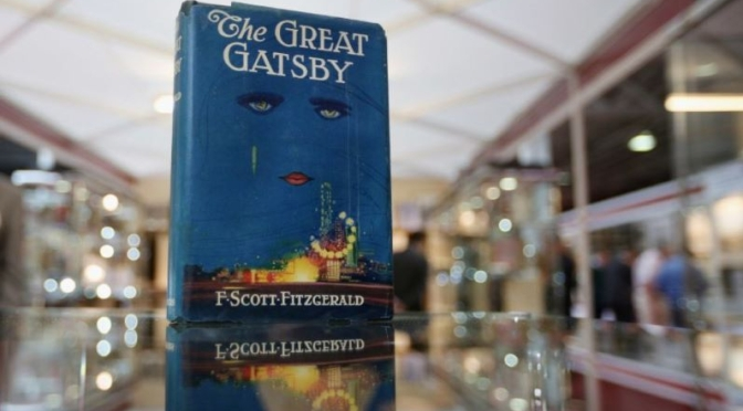 2021 Public Domain: F. SCOTT FITZGERALD's  'The Great Gatsby' (Podcast)
