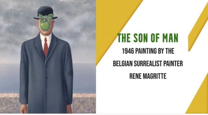 Paintings: 'The Son Of Man' By Belgian Surrealist Rene Magritte In 1946 (Video)