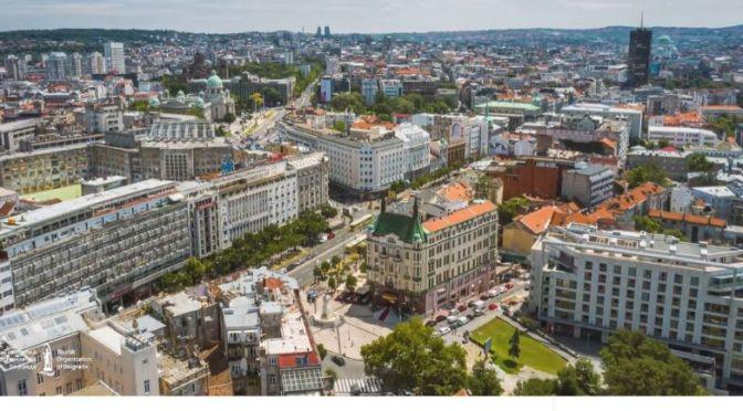 Timelapse Walking Tour: 'Belgrade – Serbia' (Video)