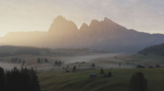 Views: 'Top 3 Places To Visit In The Dolomites, Italy'
