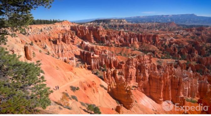 Travel Guide Video: Bryce Canyon National Park In Southern Utah (Video)