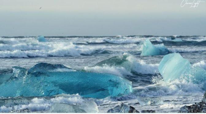 Travel: 'Diamond Beach – Iceland' (4K UHD Video)