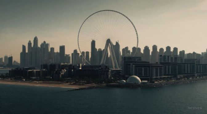 Aerial Travel: 'Dubai – The Exotic City', U.A.E. (4K Video)