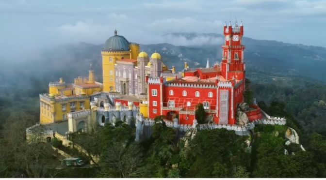 Travel: 'Top Ten Places To Visit In Portugal' (Video)