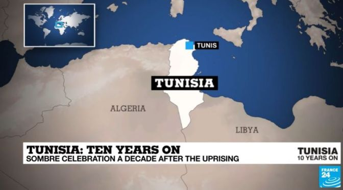 Politics: Tunisia – 10 Years After The Uprising (Video)